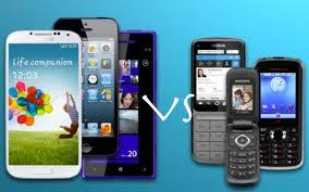Cellulari Vs Smartphone: qual è la differenza tra i 2?